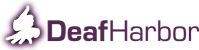 Deaf Harbor Logo